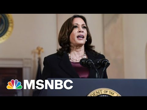 Chief Spokesperson for Vice President Kamala Harris On Her Historic First 100 Days   MSNBC