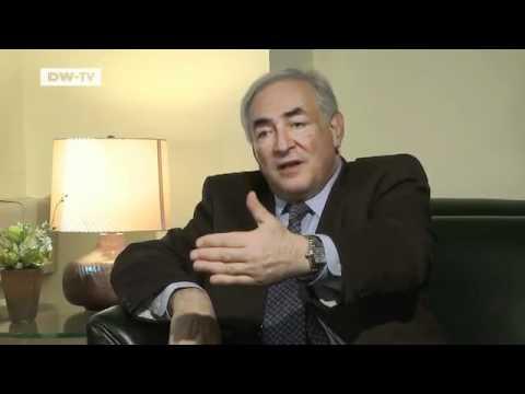 Dominique Strauss-Kahn, Direktor IWF | Journal Interview