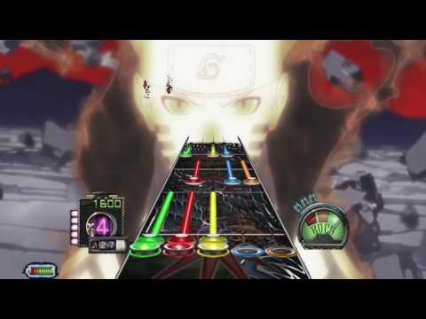 GuitarHero 3, Naruto Shipuden opening 14