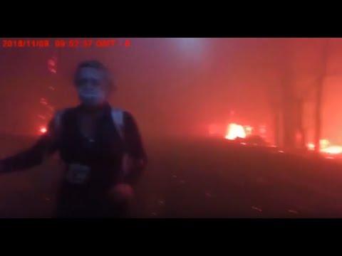 Raw Video: Butte