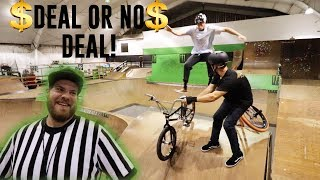 BMX RIDERS WINNING MONEY!