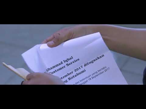 Film Prewedding Lisa Iqbal,  Grizly Art Tulang Bawang Barat