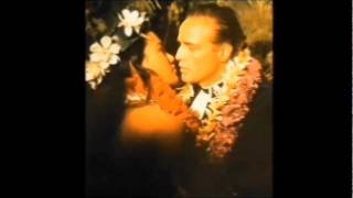 The Bounty Love Story, Brando and Tarita 1962 Bronislaw Kaper
