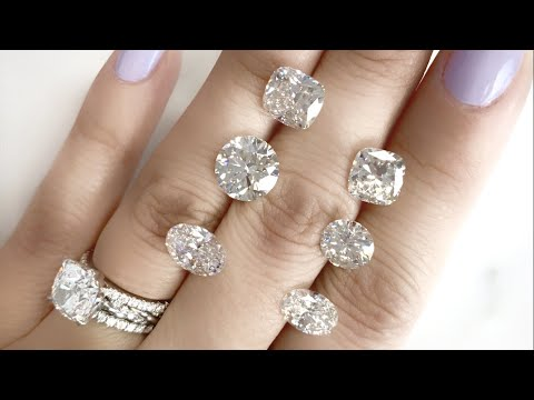 Close Up: A Look At Lab Grown Diamonds Vs Natural, Mined Diamonds