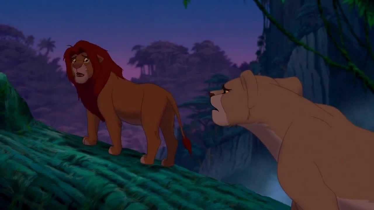 Simba & Nala | Can You Feel the Love Tonight | The Lion ...
