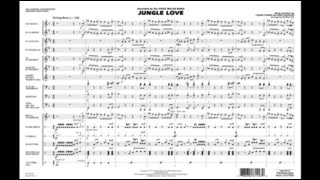 Jungle Love by Lonnie Turner/arr. Ishbah Cox