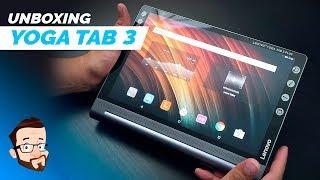 O tablet Android MAIS DIFERENTE QUE EU JÁ VI!