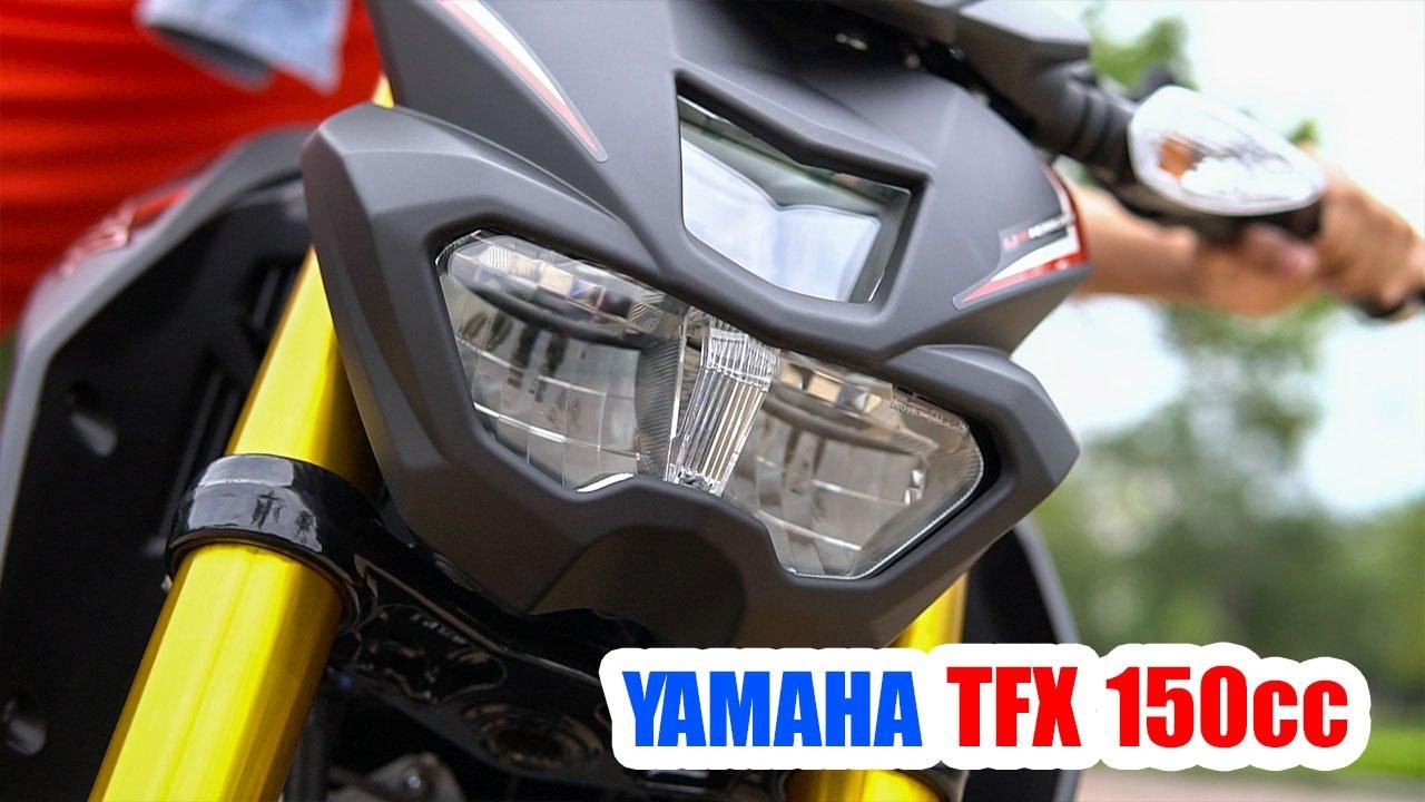 Yamaha TFX 150cc Review ▶ Xe côn tay thể thao phong cách đường phố!