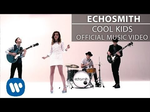 Echosmith - Cool Kids:歌詞+中文翻譯