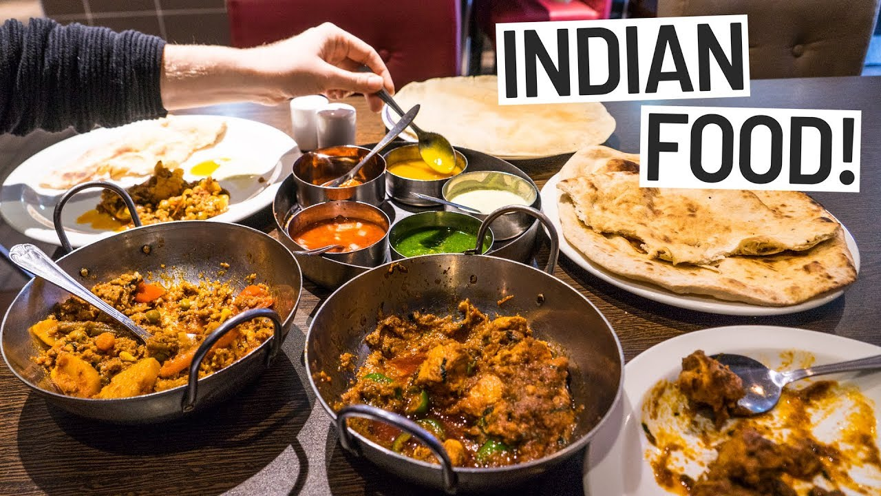 Americans try balti delicious indian food in birmingham england delicious indian food in birmingham england forumfinder Images