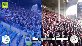Best Sheffield Anthem? -  Greasy Chip Butty v Hi Ho Sheffield Wednesday