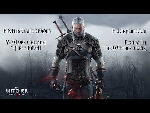 The Witcher 3: Wild Hunt - Glyph diagrams (lesser, normal and ...