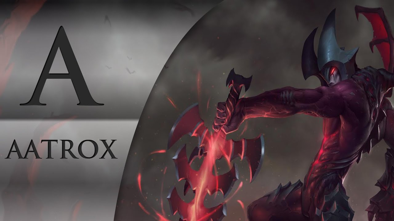 Lets Play Together League of Legends #321 - Aatrox [TOP] - Champions von A  bis Z (German/HD) - YouTube
