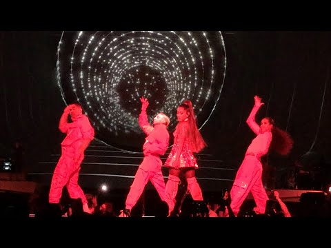 "Ariana Grande ""the light is coming""   Sweetener Tour LA - STAPLES Center 5719"