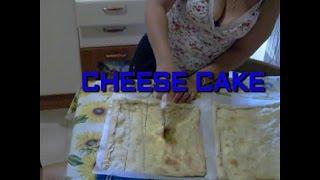 Italian Cheese Cake (focaccia Di Recco) Video Recipe Www.italyisbetter.com