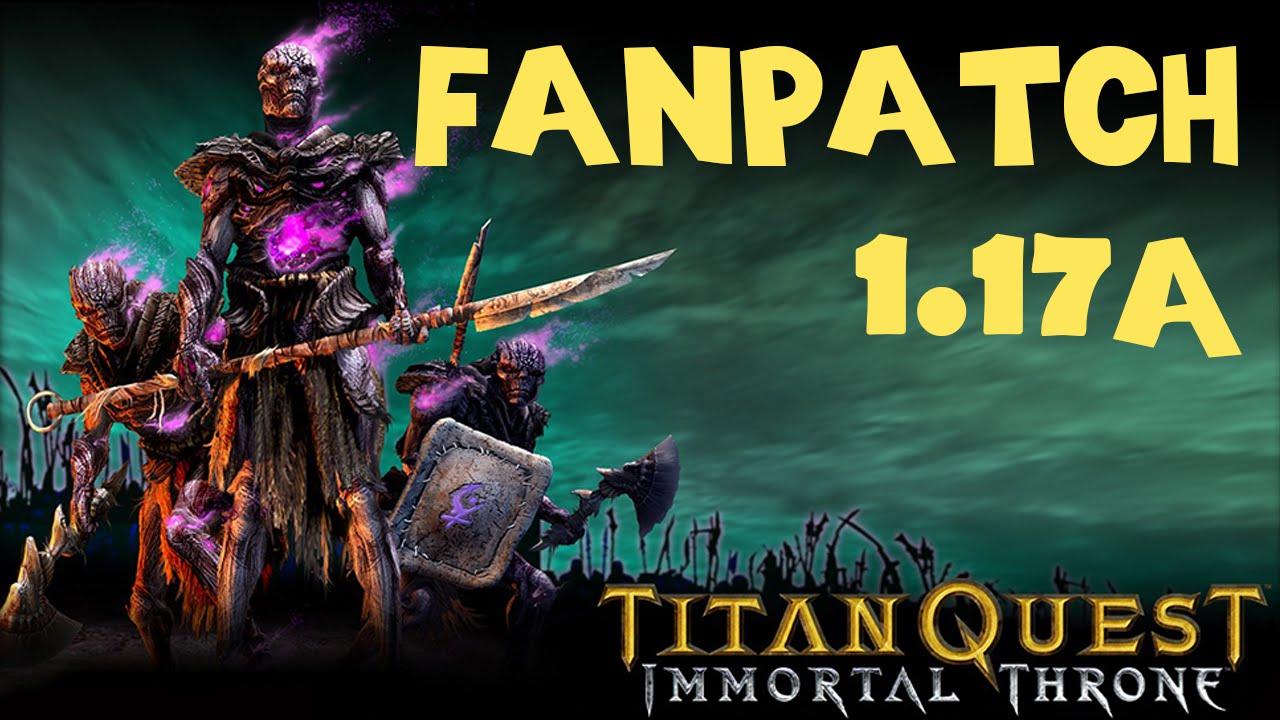 Game movies: titan quest: immortal throne video dev diary demo.