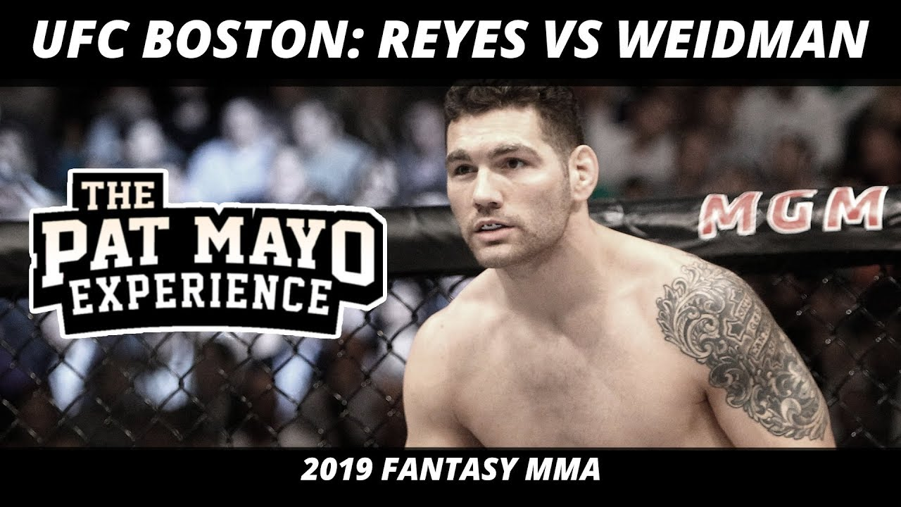 UFC Boston Preview: Which Fighters Should You Bet on?