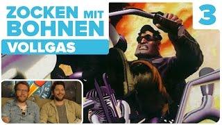 [3] Vollgas mit Simon und Nils | Zocken mit Bohnen | 28.08.2015