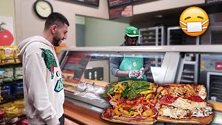 ORDERING THE WORLD'S NASTIEST SANDWICH! WORKER WAS SHOCKED!