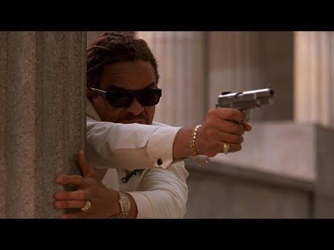 New Jack City - Wedding Shootout & Retaliation Scene (1080p)