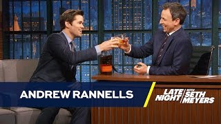 Andrew Rannells and Seth Share One Last Drink Before the Election