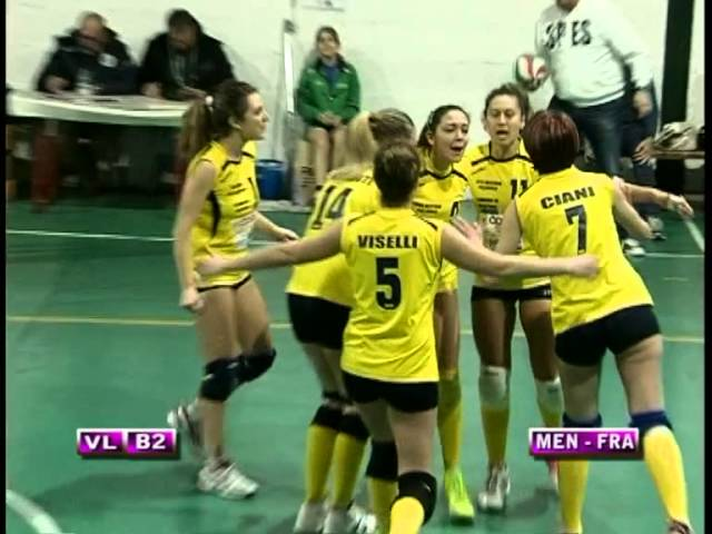 Spes Mentana vs Volley Club Frascati - 4° Set