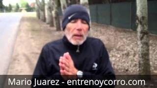 El plan simple de entrenamiento para una maratón de 42 K, por Mario Juarez