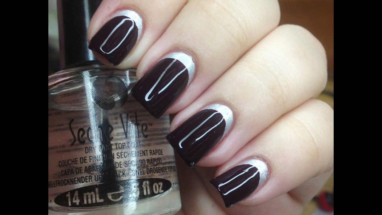 Ruffian nail tutorial youtube prinsesfo Images
