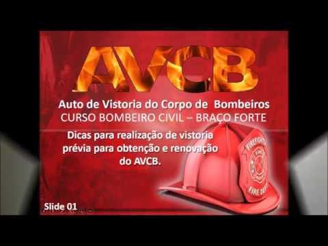 Curso de AVCB e CLCB - Aula 02 - WhatsApp: (011) 9.6355-4726 - carlos@bracoforte.com.br