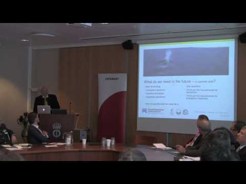 Crisis Management in the Maritime Arctic, part 1