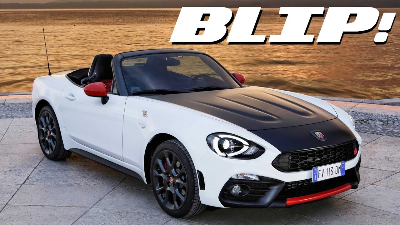 Listen To The Savage Growl Of The 2017 Fiat 124 Spider Abarth | Pure