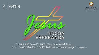 """1 Coríntios 7.10-16 """"Casamento e divórcio"""" Parte 2 - Pr. Antônio Dias 04-03-2021"""