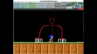sonic and the strange nightmare part 2 (not about love!)