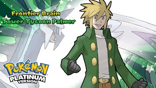 Download Pokemon Platinum - Battle! Frontier Brain Music (HQ) MP3 song and Music Video