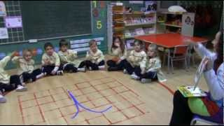 Jolly Phonics 4 Year Old Pupils With Miss Niki