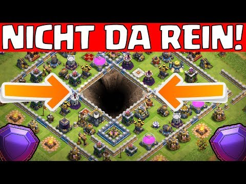 LEGEND LEAGUE TROLL BASE! ☆ Clash of Clans ☆ CoC