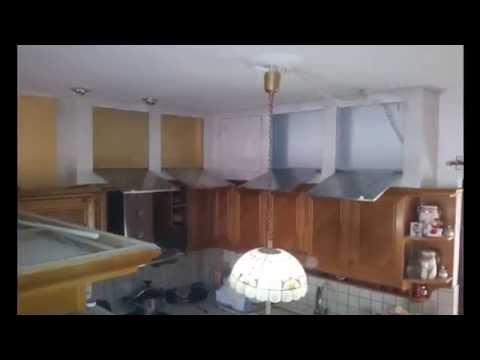 Extra αποθηκευτικός χώρος στην κουζίνα από γυψοσανίδα στον Βύρωνα - dniko.com
