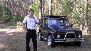 видео ВАЗ 21213 Тайга