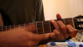 Lectie de chitara (acorduri) Sa nu-mi iei niciodata dragostea - Holograf