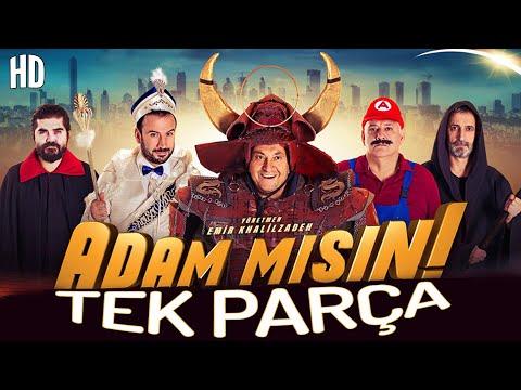 ADAM MISIN! | Türk Komedi Filmi  İzle (HD)