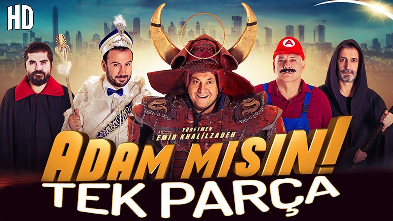 ADAM MISIN! | Türk Komedi Filmi Full İzle (HD)