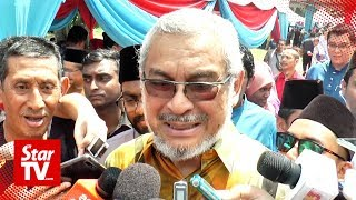 Khalid Samad: Let Pakatan's top leaders decide Azmin's fate