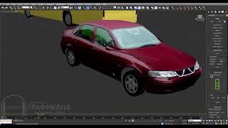Анимация городского трафика в 3ds Max. Подробное описание работы с плагином CityTraffic 2.