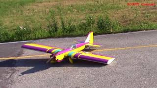 We are back - Crashes - Great flying with great models - Dirty boys