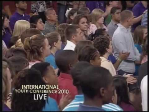 Generation Of The Cross :: CROSSFIRE  IYC 2010 CAMP:: Jimmy Swaggart Ministries