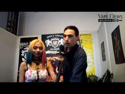 Atomizer Distribution LLC's interview on CECMOL vape show