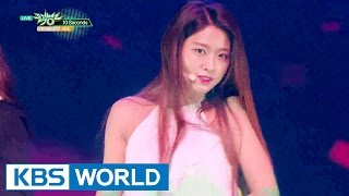 AOA - 10 Seconds / Good Luck [Music Bank COMEBACK / 2016.05.20]