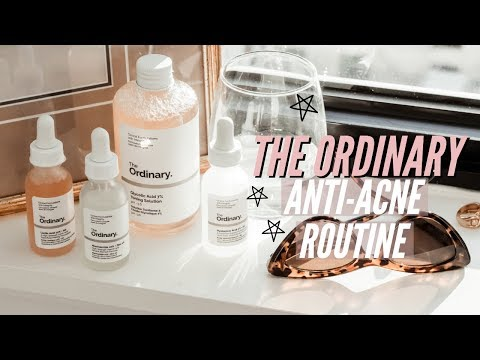 The Ordinary Skincare For Acne, Texture, Hyperpigmentation | YMORBEAUTY