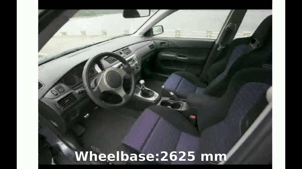 2004 Mitsubishi Lancer Evolution Viii Mr Fq400 Engine Specs Top
