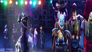 Fortnite Temporada 6 Battle Pass Trailer Pets,Skins,Back blings, y más